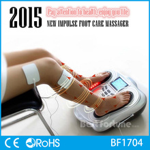 99 levels foot massage machine price Low-frequency impulse infrared Remote foot massage