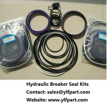 excavator attachment hydraulic breaker seal kits wear parts for rammer,atlas copco,msb,furukawa,soosan,montabert,npk,toyo,toku