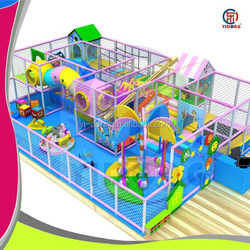 Kids Entertainment indoor playground equipment