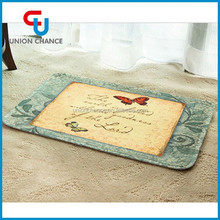 Best Selling Soft Coral Fleece Anti-slip Baby Play Mat