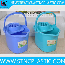 recycled heavy duty cleaning floor mop wringer bucket