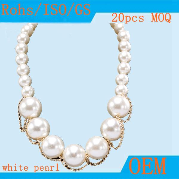 Ou1899 best selling jewelry online choker pearl necklace for Best place to sell jewelry online