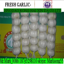 hot sale mesh bag 4.5-5garlic for nepal