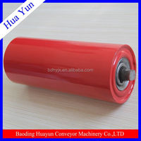 steel trough roller for belt conveyor equipment embossing roller