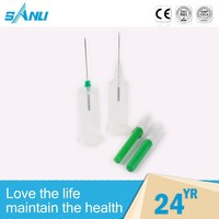 Wholesale various color pencil type point spinal needles