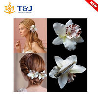 2015 Excellent Top Sale Bohemia Style Bridal Flower Beauty Barrette