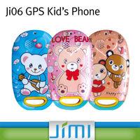 JIMI Mini Hidden Gps Tracker Kids Gps Watch Phone With SOS Button Ji06