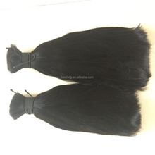 soft human hair hot trend 2015 straight bulk hair Alibaba human hair