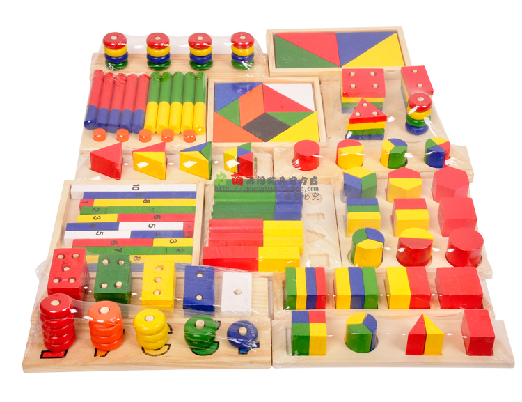 Игрушки по монтессори
