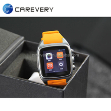 Unlocked smart watch mobile phone with wifi 3g/ watch phone android wifi gps