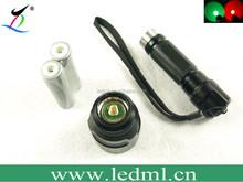 New Good Night Vision Long Distance Flashlight Green Laser Designator Hunting