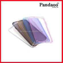 Ultra Thin Transparent Crystal Clear TPU Phone Case For iPhone 6
