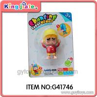 vinyl custom plastic toy figure