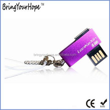 Wholesale 128mb to 256gb swivel usb flash drive with free keyring and logo with best price (XH-USB-004)