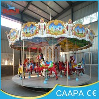 used playground equipment merry go round!!Children plastic LLDPE used playground equipment merry go round