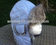 Ladies Faux Fur Trapper Earflap Caps One Size Fits Most