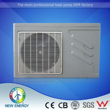 Energy saving efficient heat pump 80kw high cop swimming pool heat pump constant temperature pump