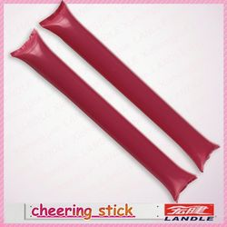 Fan supplies inflatable cheering sticks wholesale