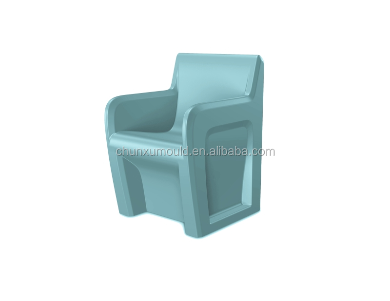 Rotationally Molded Plastic Lldpe Sofa Chair Furniture