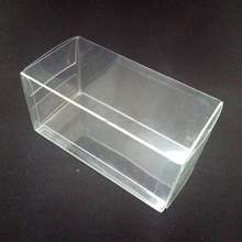 pvc box for wine glass gift