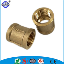 brass water connection fittings brass couplers/couplings