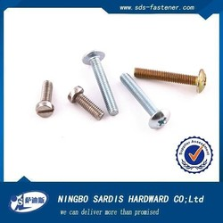 Supplier&Manufacture screws and bolts furniture connection pan head bolt