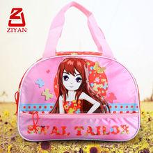Girls Beautiful Image Travel Bag For Child