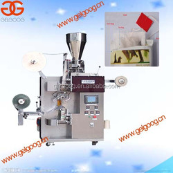 Inner And Outer Tea Bag Packing Machine With Thread