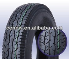 CENEW Three Wheels Motorcycle Tire, Tricycle Tire for TUK TUK 400-8
