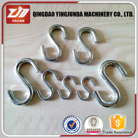 China supplier Metal galvanized S Type Shaped Hanger Hook