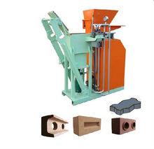 SY1-25 máquina del ladrillo modular ecológica
