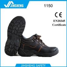 Czech Anti sweat China supplier buffalo leather safety shoe