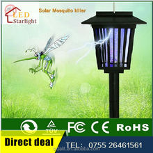 Best rechargeable solar lamp electric kills mosquito
