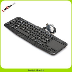 Touchpad keyboard with function keys, wireless keyboard with magic trackpad, keyboard with bulit-in touchpad