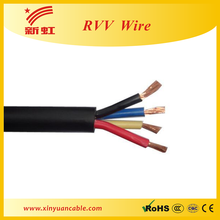 Copper core cable and electrical wires 3 core 4 core