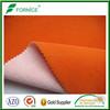Good quality 100% nylon tricot plain flock velvet fabric for jewellery box fabric