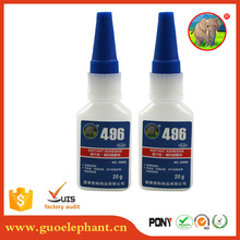 Magnet ,Metal bonder 496Cyanoacrylate Adhesive Instant Glue 496