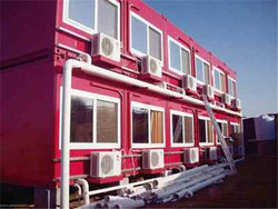 container house price office