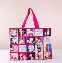 2015 new products China suppliers Reusable Eco woven PP laminated Shopping bag , Laminated PP shopping bag