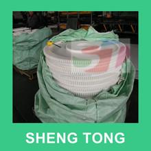 Engineering big plastic gear for machine