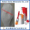 High insulation white cenosphere in coating filler