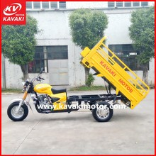 China new style cargo moped adult tricycle trike three wheel trike for cargo KV200ZH-B in Guangzhou
