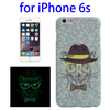 Best selling Noctilucent Orc Cartoon Hard Protective Case for iPhone 6s hard