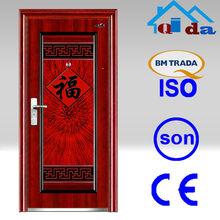 de alta calidad baratos puerta de hierro forjado