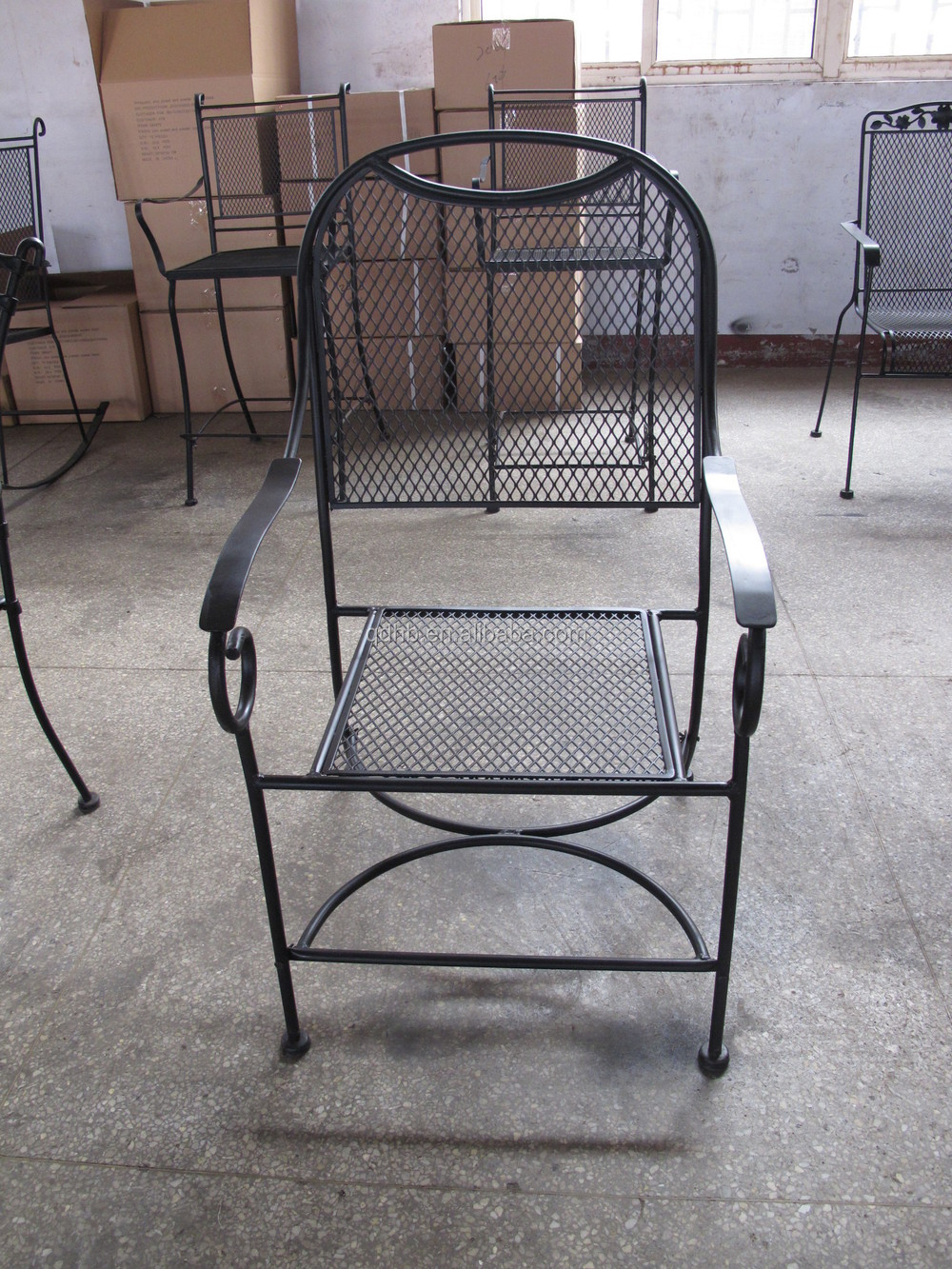 Antique Wrought Iron Black Garden Furniture Buy Garden Furniture Iron Garde