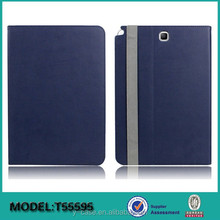 Book style leather case for Samsung galaxy Tab A Plus 9.7