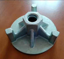 concrete formwork fasteners construction materials wing nut with plate