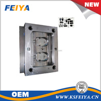 customized plastic injection mould for electric parts , plastic injection mouse mould for computer