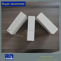 Refractory clays&pole structure Insulating Firebricks for energy saving