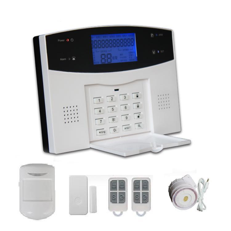 Sistema de Alarma GSM con APP caliente google play store